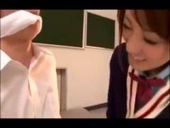 女子校生 クラスメイトのイケメンを拘束して逆レイプする痴女女子校生!