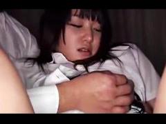 ※リアル援交 個人撮影 清楚な女子校生がオヤジに買われ好き勝手ハメられる...
