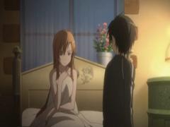エロアニメ 一般アニメの事後シーン詰め合わせ! SAOでキリトに抱かれた後...