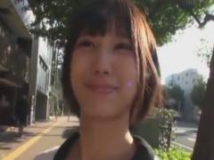 素人M男をベロチューフェラ手コキで強制射精させる痴女動画