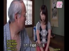 巨乳人妻は義父の入浴介助でフェラ&手コキで性処理セクハラ介護