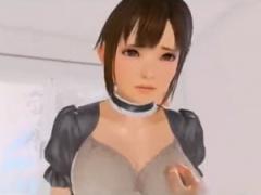 エロアニメ VRカノジョ 彼女ドン引き…スカートめくりに異常な執念を燃やす...