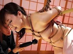 美人巨乳女弁護士を無理やり縛って強引に犯す究極のSMれいぷ!