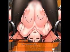 エロアニメ オンナに生まれて最大の屈辱なポーズ! ハ゛イフ゛責めされオル...