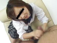 完全素人強制「手淫」 春高バレー特訓少女『ミユキ』