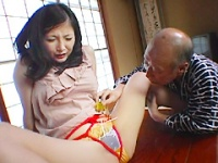 禁断介護9 〜縄嫁と義父の性〜