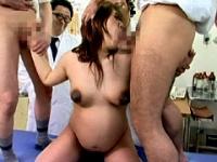 緊縛妊婦 生中出し産婦人科