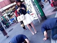 Let's突撃土下座ナンパ171