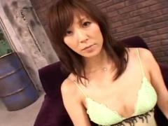 高坂保奈美 高身長の美魔女が濃厚なファックシーンで絶叫乱れてます