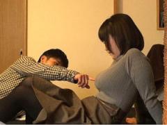 おっぱいデカっ! ! ! Jカップの爆乳美少女おっパブ嬢とのセックス盗撮に成功!