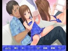 エロアニメ キモオタお兄ちゃんがちっぱい美少女にいたずらしてランドセル...