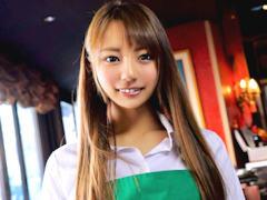 カフェの看板娘JDがバイトだけじゃ学費が足りずお金のほしさに可愛い顔して恥かしいアヘづら晒しながらマジイキ円交