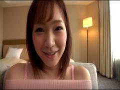 アイドル級の可愛さにデカチンを持つニューハーフ女優 城星凜のハメ撮りSEX!