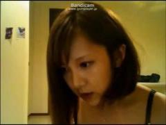 ライブチャット 美女がセクシーな下着姿でニコ生放送 素人
