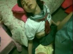 個人撮影 JK レイプ 顔出し ガチでヤバいやつ 自宅に連れ込んだJKを眠らせ...