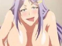 エロアニメ 公園で目をつけられたショタくんが爆乳美痴女に責められておね...