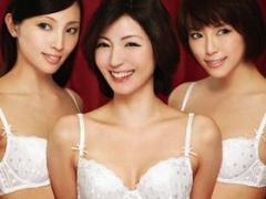 時間停止 広末涼子、加藤あい、釈由美子激似! 笑顔でマネキンみたいに固ま...