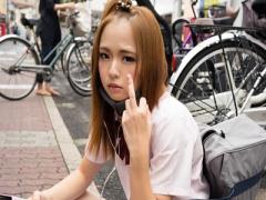 円光 美少女! スレンダーで可愛いギャルJKが援助交際 女子校生が種付け中...