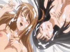 エロアニメ チカン集団の快楽レイプに堕ちてしまったオンナたち!
