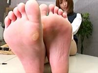 美少女の足裏20
