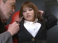 麻薬捜査官 ヤク漬け膣痙攣