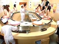 顔射できる回転寿司 2号店