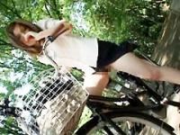 アクメ自転車でSOD女子社員がイクッ アクメ第5.5形態