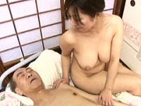 巨乳訪問介護士