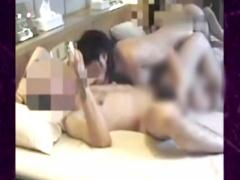 個人撮影 素人熟女の不倫セックスを撮影した生々しい映像ww