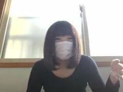 ライブチャット 制服着ためちゃくちゃ可愛い黒髪貧乳おっぱい美少女JKの可...