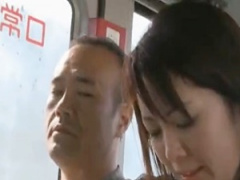 ヘンリー塚本 バスでチンポ押し付けて来た男に興奮した人妻の不倫! !