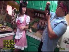 Hカップの巨乳アイドルの松岡ちなが、ヲタクの撮影会でファンに騙されてえ...