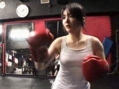 キャットファイト  格闘技ジムに通う女格闘家たちのむっちりボディを凌辱