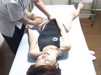都内有名女子校専属整体師の淫行マッサージ動画が流出! ?