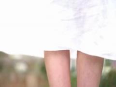 ショートカットが可愛らしい清純系美少女18歳 唯井まひろ AVデビュー