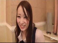 素人 名古屋のシロウト娘と名古屋逢い引きしてホテルで膣内射精セックス!
