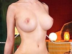 爆乳おっぱいマッサージで性感帯を開発された元芸能人の女