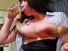 酒乱女の激ヤバ性交! 爆乳揺らし男を喰らうドSな寝取り女