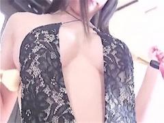 Gカップ美爆乳グラマラスボディの芸能人が見せる淫猥な姿に衝撃!