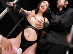 緊縛された女暗殺者 峰ゆり香が肢体を蹂躙する快楽拷問に悶絶アクメ