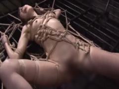 美少女人形緊縛オブジェ 変態ドM人形 気狂超絶緊縛拷問! 超絶技巧の緊縛拷...