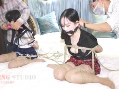中国 緊縛 中国・緊縛 美しい女性と縛りを堪能できるSM・イメージビデオ⑥ ...