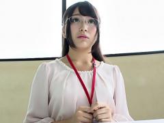 SOD女子社員に…エチな指令  ^^  凄テク施術師の責めに眼鏡お姉さんとセン...