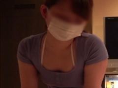 素人流出 メンズエステでチンポにマッサージする女子大生さん