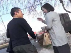 人妻ナンパ  ラブホにお持ち帰りされたエロBODYおばさんが浮気SEX! ! !