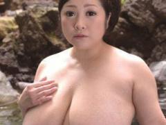 乳デケェェ 重量感ある爆乳デブM女を縛ってSMプレイ