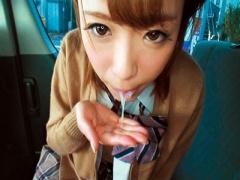 円光 美少女援交! スレンダーで可愛い制服美人ギャルJKが援助交際 淫乱女...
