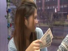 大学のサークル仲間美女がお金の誘惑に負けて マジックミラー号 MM号動画