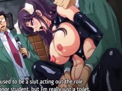 エロアニメ すごくエロい格好の狂乱爆乳美女がマジイキしまくりで激エロしこ!