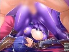 エロアニメ タイマニンが捕獲され濃厚ザーメンでのセクロス刑に! 強気な姿...